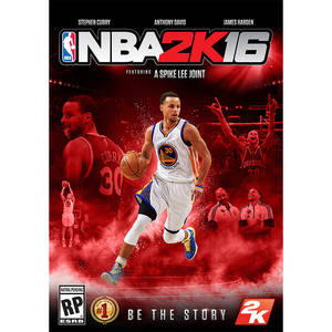 Joc PC Take 2 Interactive NBA 2K16 (Code in an box)