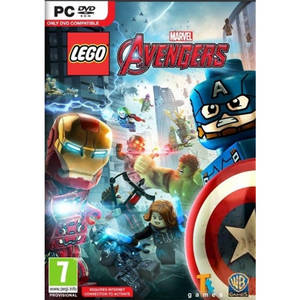 Joc PC Warner Bros Lego Marvel Avengers