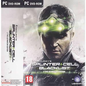 Joc PC Ubisoft Splinter Cell Blacklist The Ultimatum Edition