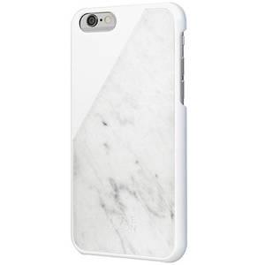 Husa Protectie Spate Native Union CLIC-WHT-MB-6 Clic Marble White pentru Apple iPhone 6 / 6S