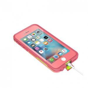 Husa Protectie Spate Lifeproof Fre Sunset Pink pentru Apple iPhone 6 / 6S
