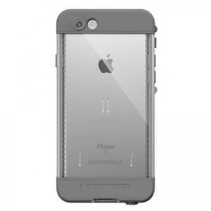 Husa Protectie Spate Lifeproof nuud Avalanche White pentru Apple iPhone 6 / 6S