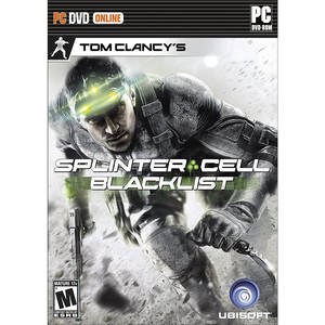 Joc PC Ubisoft Tom Clancys Splinter Cell Blacklist CD Key