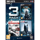 Joc PC Warner Bros Batman 3 Pack (Arkham Origins - City - Asylum)