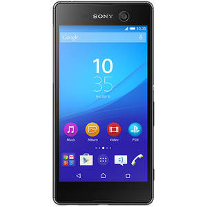 Smartphone Sony Xperia M5 E5653 16GB 4G Black
