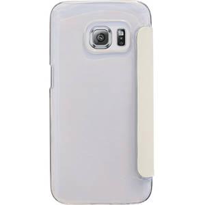 Husa Flip Cover Muvit MUEAF0211 Folio White pentru Samsung Galaxy S7