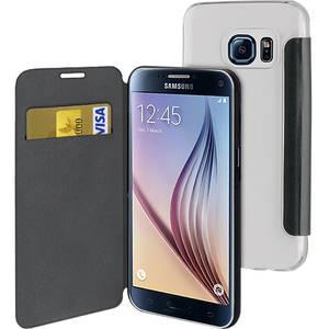 Husa Flip Cover Muvit MUEAF0210 Folio Black pentru Samsung Galaxy S7
