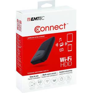 Hard disk extern Emtec P700 2TB 2.5 inch WiFi USB 3.0