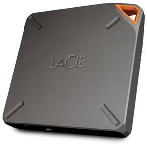Hard disk extern Lacie Fuel 1TB WiFi USB 3.0