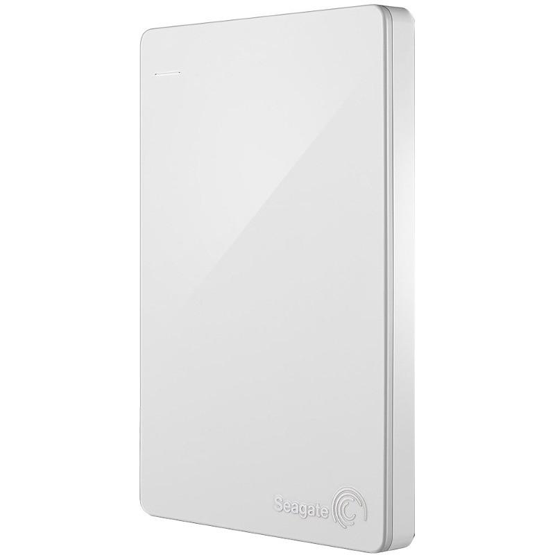 Hard Disk Extern Backup Plus Slim Portable 1tb Usb 3.0 White