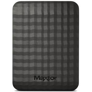 Hard disk extern Seagate Maxtor M3 Portable 3TB 2.5 inch USB 3.0 Black