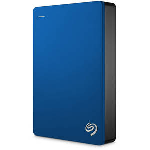 Hard disk extern Seagate Backup Plus 4TB 2.5 inch USB 3.0 Blue