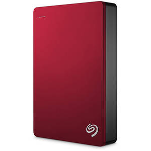Hard disk extern Seagate Backup Plus 4TB 2.5 inch USB 3.0 Red
