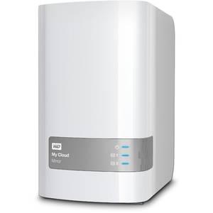 Network attached storage Western Digital My Cloud Mirror Gen 2 16TB Gigabit Ethernet USB 3.0 White