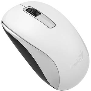 Mouse Genius Optical Wireless NX-7005 White