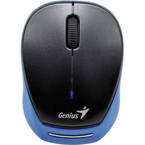 Mouse Genius Wireless Micro Traveler 9000R V3 Blue