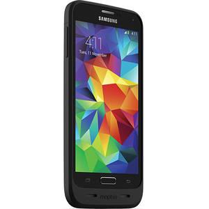 Husa cu incarcare Mophie Juice Pack Black 3000 mAh pentru Samsung Galaxy S5