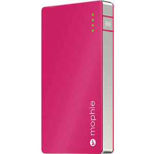 Acumulator extern Mophie Juice Pack Powerstation Mini Pink 2500 mAh