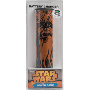 Acumulator extern Star Wars Chewbacca Multicolor 2600 mAh