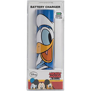 Acumulator extern Disney Duck 2600 mAh Multicolor