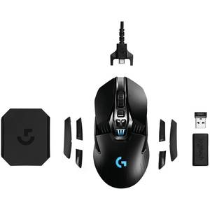 Mouse gaming Logitech G900 Chaos Spectrum Black