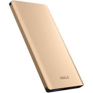 Acumulator extern iWalk Chic 5000 5000 mAh USB Gold