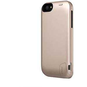 Husa cu incarcare iWalk Chameleon Racer Gold 2000 mAh pentru Apple iPhone 5 /  5S