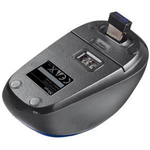 Mouse Trust YVI Wireless Blue