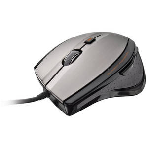 Mouse Trust Maxtrack Grey