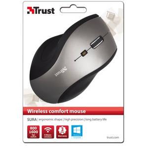 Mouse Trust Sura Wireless Grey