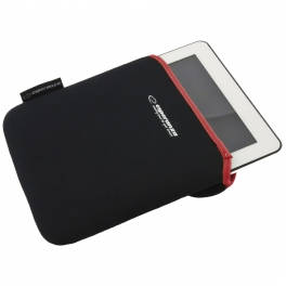 Husa tableta Esperanza ET173B Black Red pentru tablete 10.1 inch