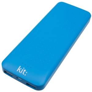 Acumulator extern Kit Essential 10000 mAh Blue