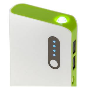 Acumulator extern M-Life ML0637 10000 mAh White / Green