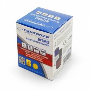 Boxa portabila Esperanza EP115B Ritmo Blue