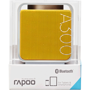 Boxa portabila Rapoo A300 Bluetooth NFC Yellow