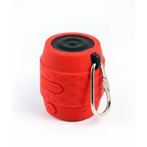 Boxa portabila MusicMan Nano Bike Soundstation BT-X19 Red cu suport bicicleta