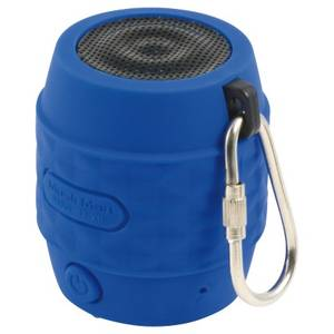 Boxa portabila MusicMan Nano Bike Soundstation BT-X19 Blue cu suport bicicleta