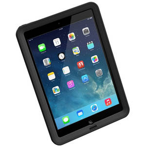 Husa tableta Lifeproof Fre Black pentru iPad Air