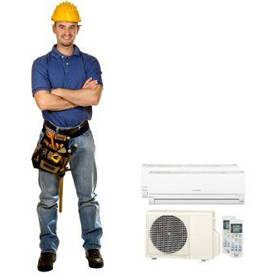Generic Serviciu de instalare aer conditionat tip split de la 14000BTU la 24000 BTU