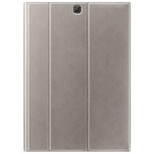 Husa tableta Samsung Book Cover pentru Galaxy Tab S2 9.7 T810/T815 Gold