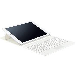 Husa tableta Samsung Book Cover Keyboard pentru Galaxy Tab S2 9.7 T810/T815 White