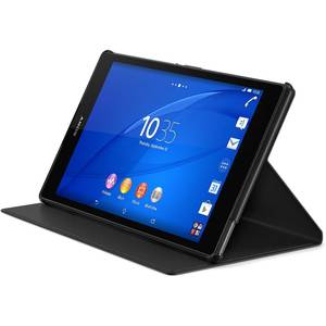 Husa tableta Sony Book Stand pentru Xperia Z3 Compact Black