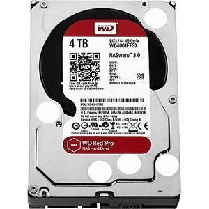 Hard disk Western Digital Red Pro 4TB SATA-III 3.5 inch 7200rpm 128MB