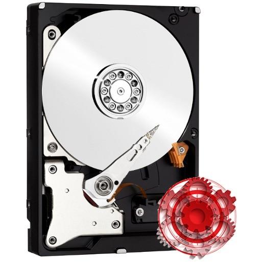 Hard disk Red Pro 2TB SATAT-III 3.5 inch 7200rpm 64MB thumbnail