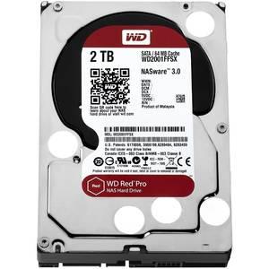 Hard disk Western Digital Red Pro 2TB SATAT-III 3.5 inch 7200rpm 64MB