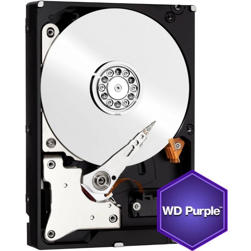 Hard Disk Purple 8tb Sata-iii 3.5 Inch 5400rpm 128
