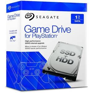 Hard disk laptop Seagate Game Drive SSHD 1TB SATA-III 2.5 inch 5400rpm 64MB