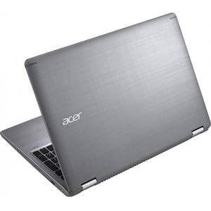 Laptop Acer Aspire R5-571TG-54MT 15.6 inch Full HD Touch Intel Core i5-6200U 8GB DDR4 1TB HDD 128GB SSD nVidia GeForce GT 940MX 2GB Windows 10 Silver