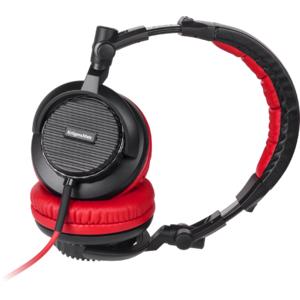 Casti Kruger&Matz DJ-200 Black / Red