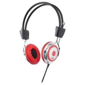 Casti Intex HipHop Silver / Red